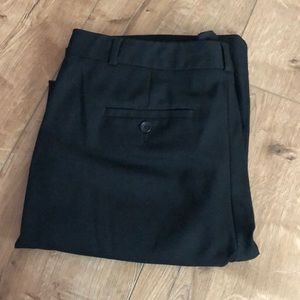 Banana republic black Logan fit dress pants